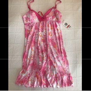 Jenni by Jennifer Moore Pink Lingerie Nightgown